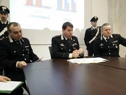 CRIMINALITA', CARABINIERI: IN E-R CALANO I REATI MA AUMENTANO VIOLENZE SESSUALI