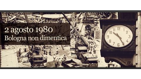 2 AGOSTO 1980, BOLOGNA NON DIMENTICA