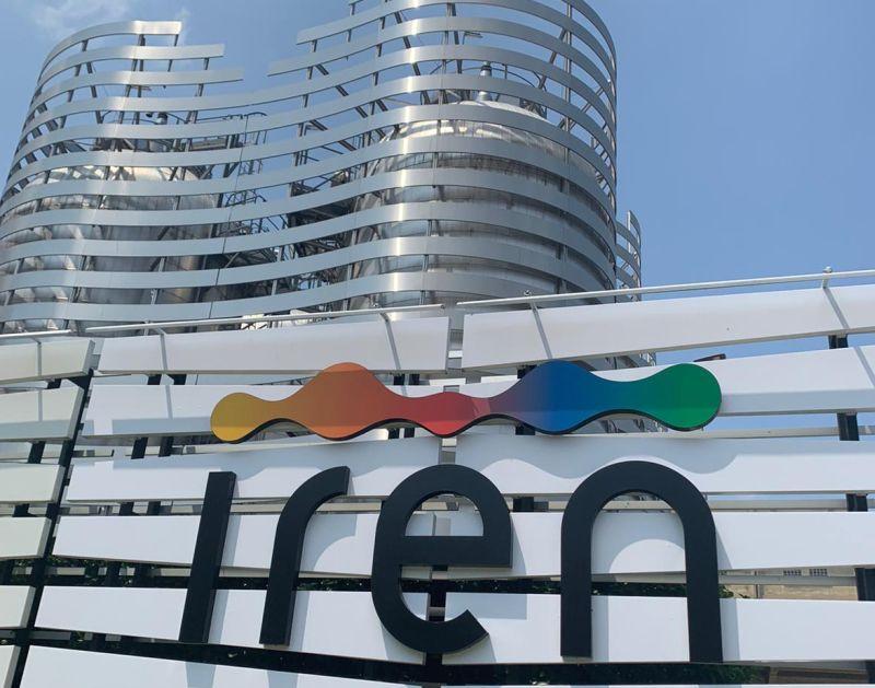 Nuovo logo e corporate identity per i primi 10 anni di Iren