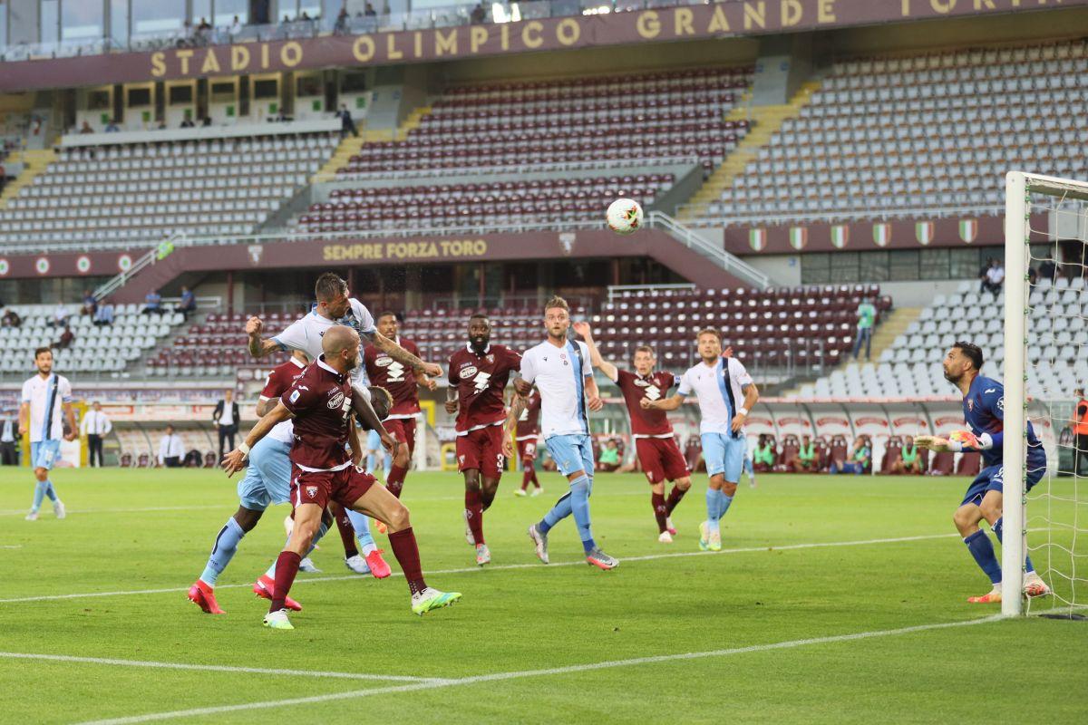 La Lazio vince ancora in rimonta: battuto il Torino 2-1
