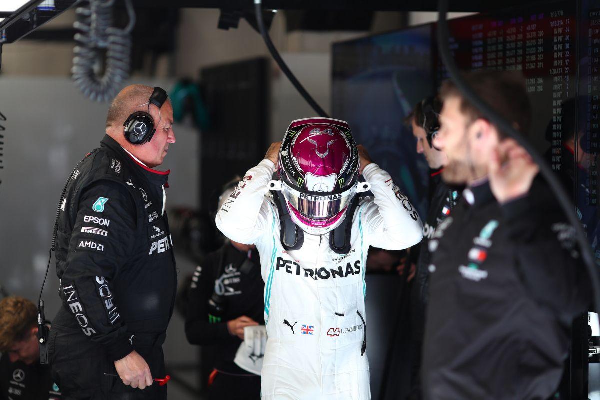 Hamilton domina le prove libere in Austria, Ferrari in difficoltà