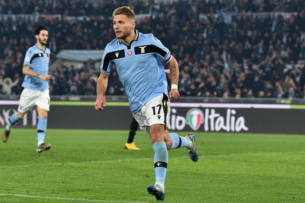 La Lazio batte 2-1 il Cagliari e si assicura la Champions