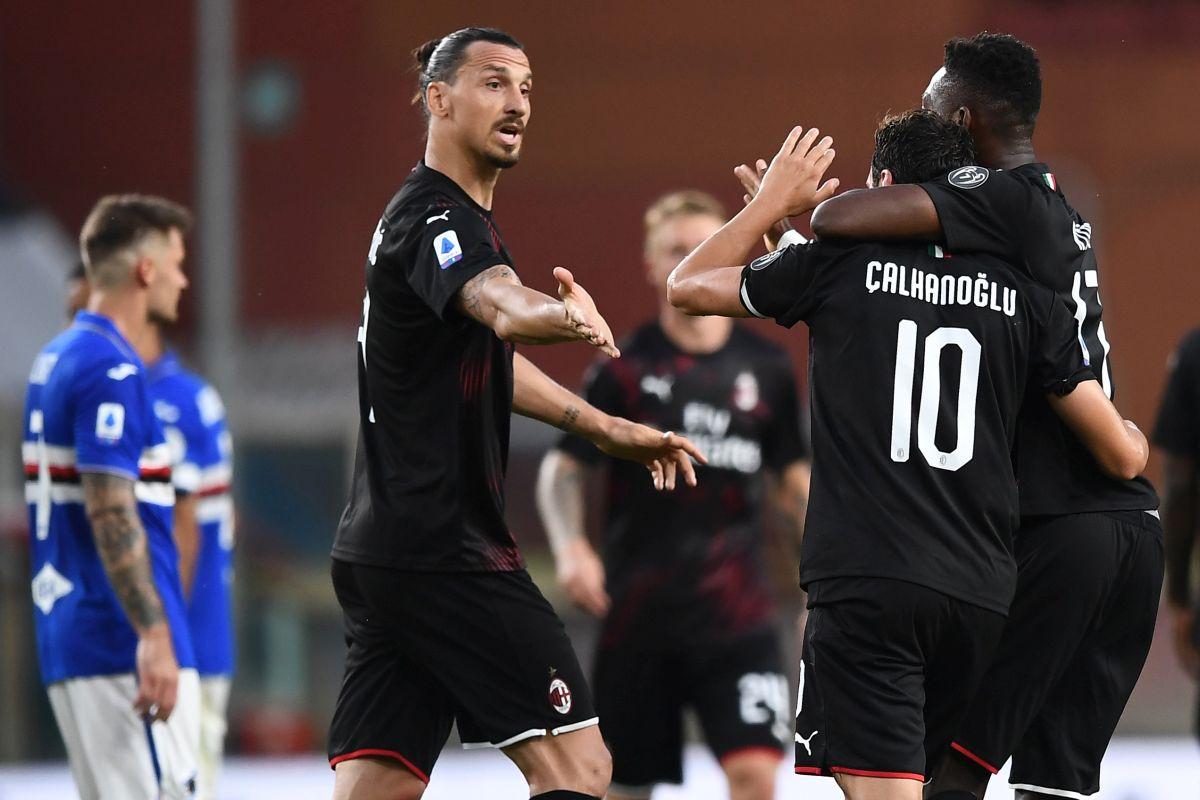 Vincono Lazio e Milan, Genoa ko si gioca la salvezza con il Lecce