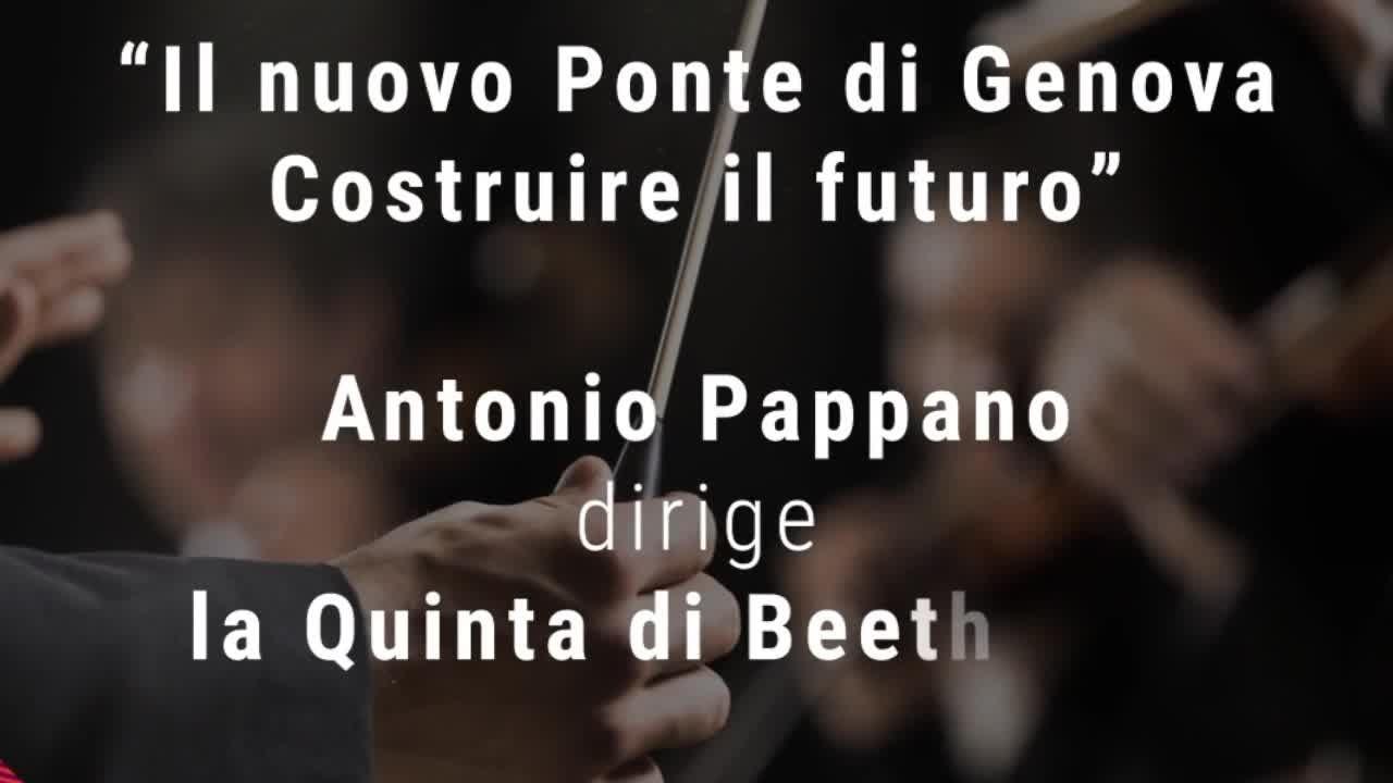 Ponte di Genova, un concerto per ricordare le vittime