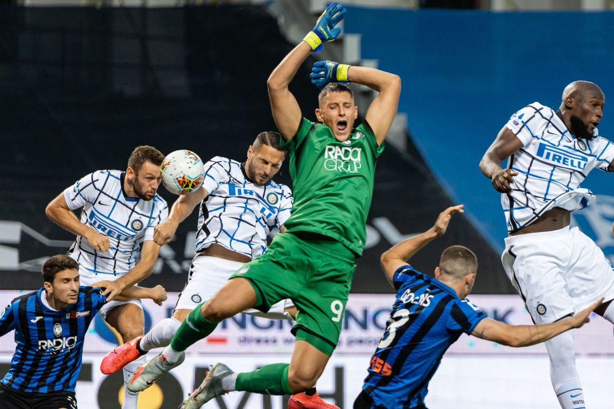 L'Inter batte l'Atalanta e chiude al 2° posto, Juve e Lazio ko