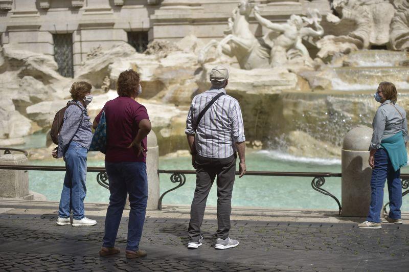 Senza gli stranieri turismo in forte sofferenza
