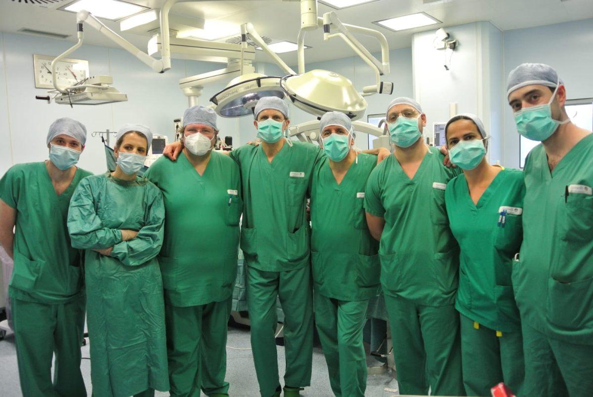 Al Gemelli intervento in utero per spina bifida, bimbo è nato e sta bene
