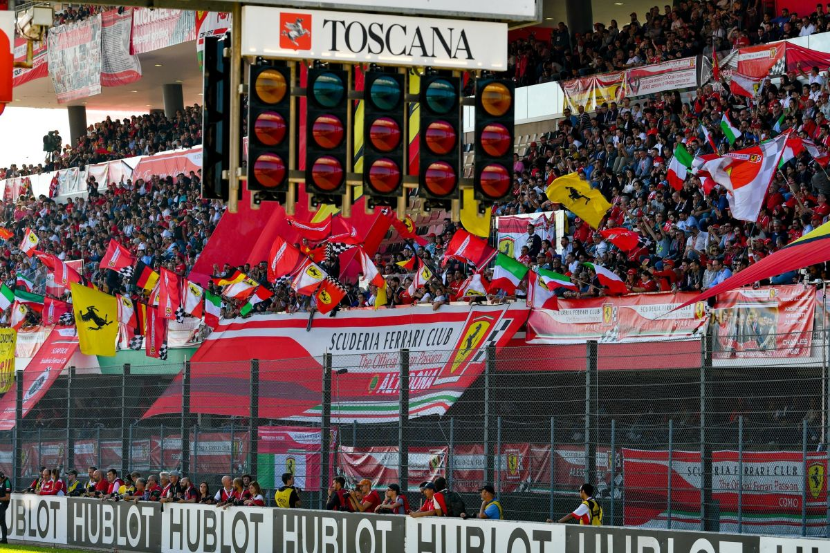 Al Mugello fino a 3 mila spettatori per il Gp della Toscana