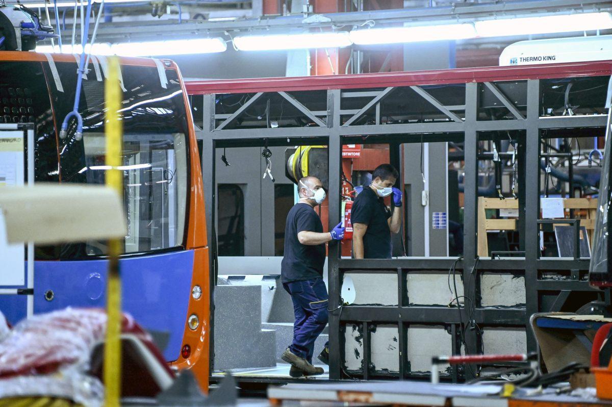 Effetto Covid sul lavoro, nel secondo trimestre -470 mila occupati