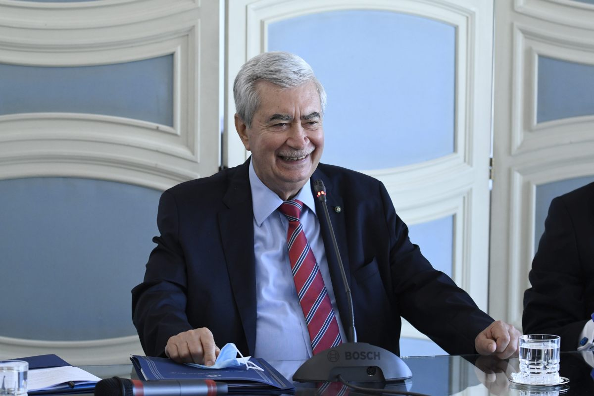 Mario Rosario Morelli nuovo presidente della Corte Costituzionale
