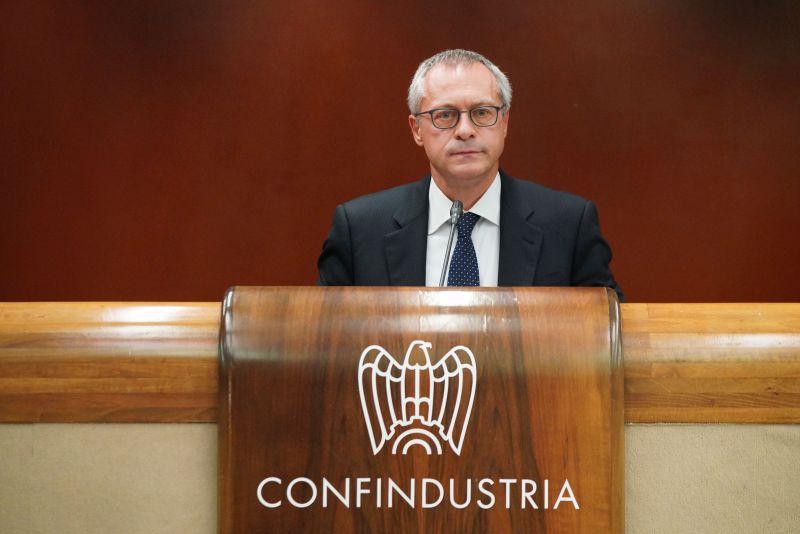"""Confindustria, Bonomi """"Serve nuovo grande patto per l'Italia"""""""