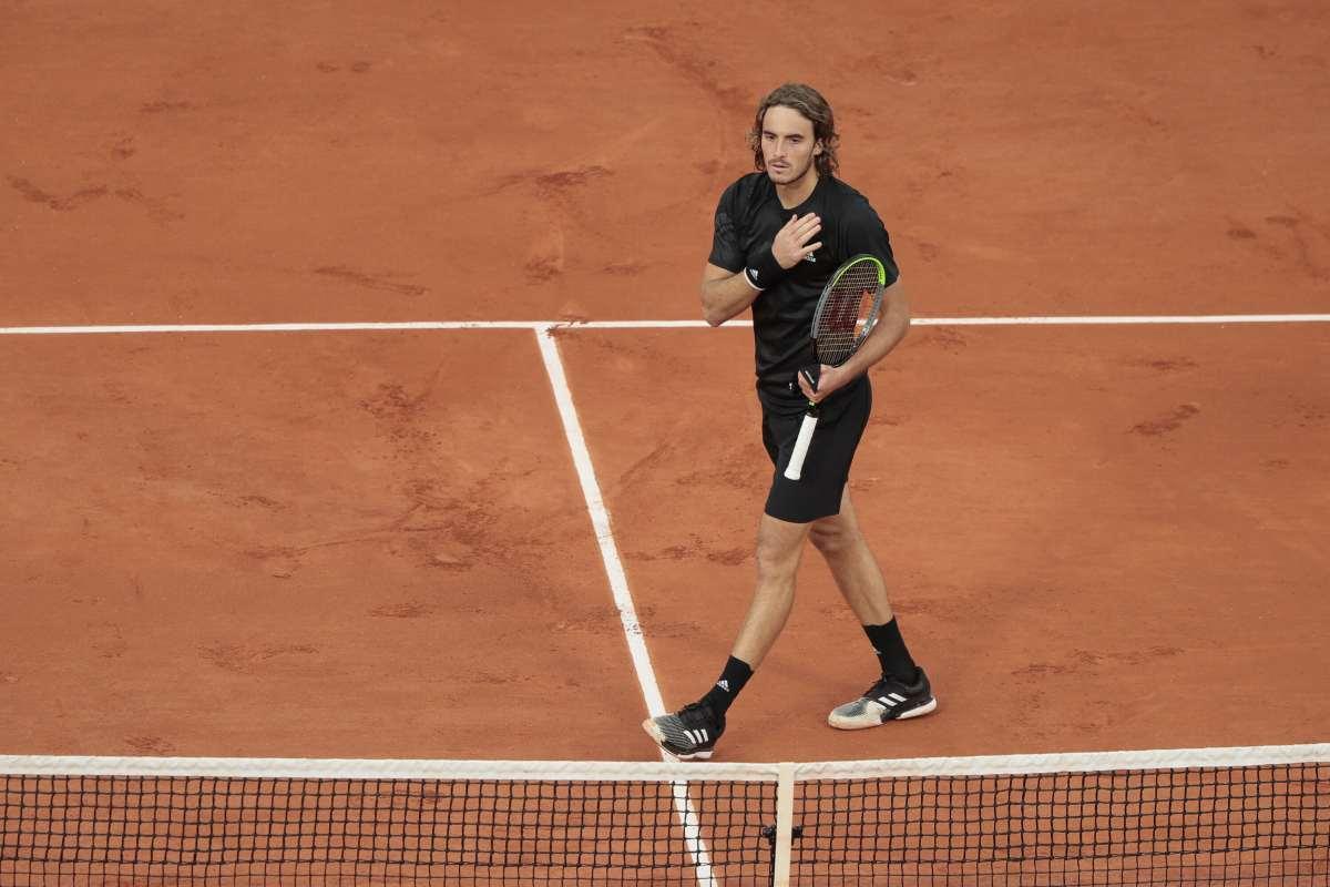 Djokovic contro Tsitsipas in semifinale al Roland Garros