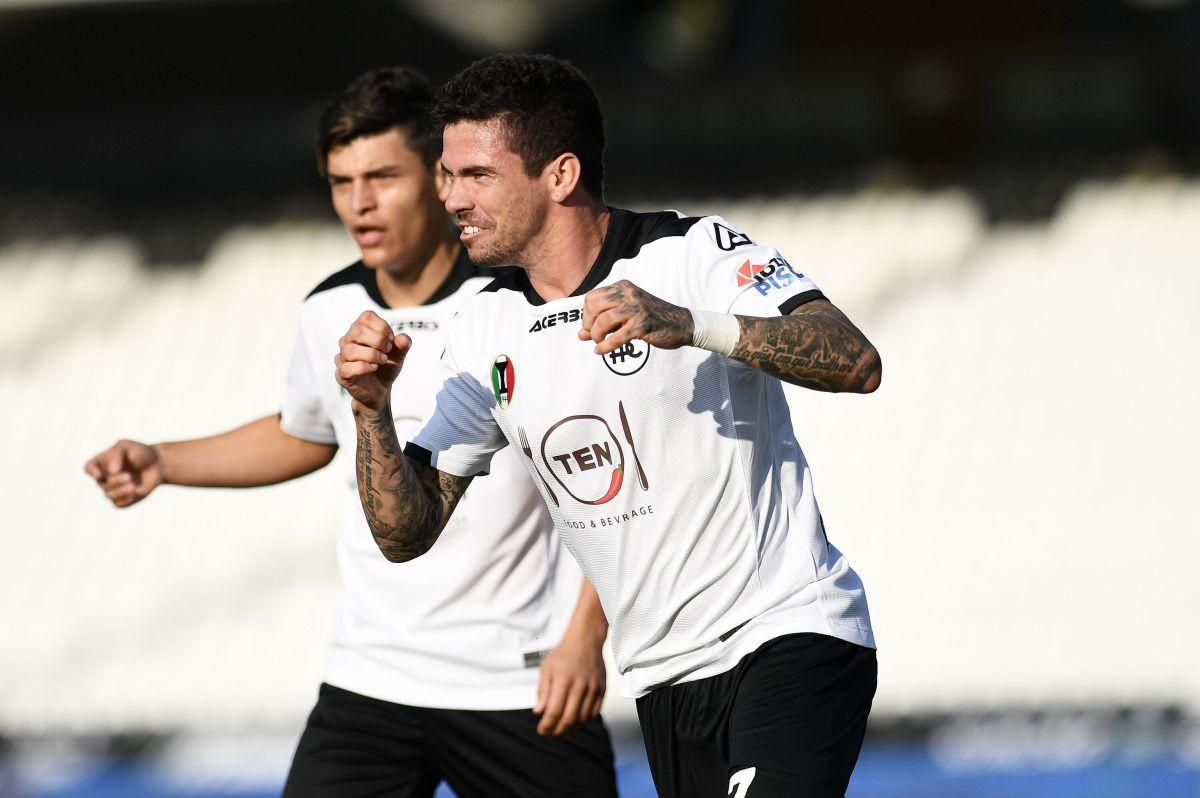Spezia rimonta due gol e pareggia con la Fiorentina