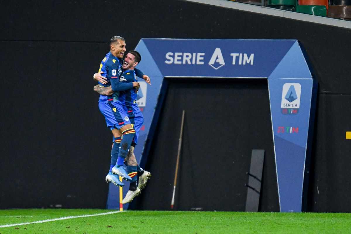 Primi tre punti per l'Udinese, che batte 3-2 il Parma