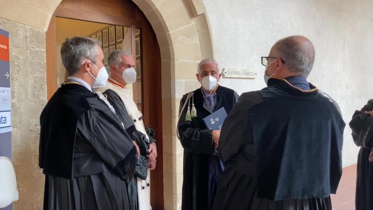 Universita' di Palermo, laurea honoris causa a Dragotto