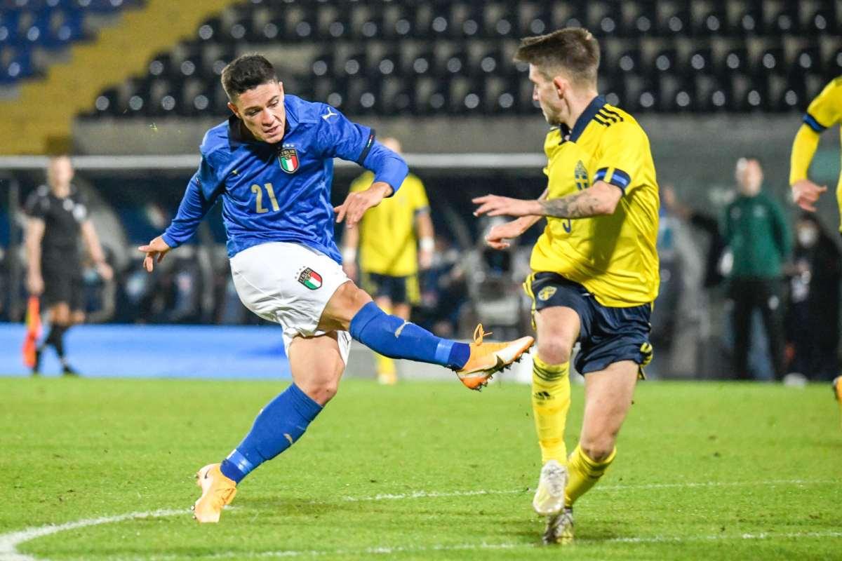 Altra vittoria per l'Under 21, Svezia travolta 4-1