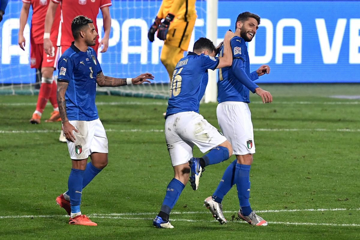 Bosnia-Italia 0-2, azzurri alle Final Four di Nations League