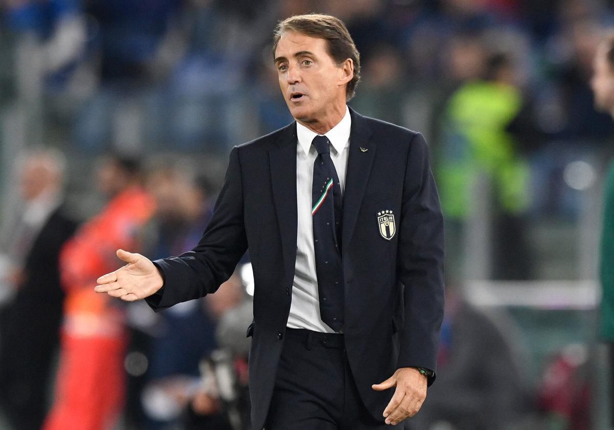 """Mancini guarito dal Covid """"Finalmente negativo, sto bene"""""""