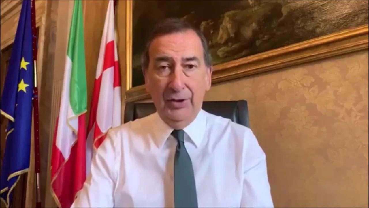 """Sala """"Cinque mosse per la riforma della sanità in Lombardia"""""""
