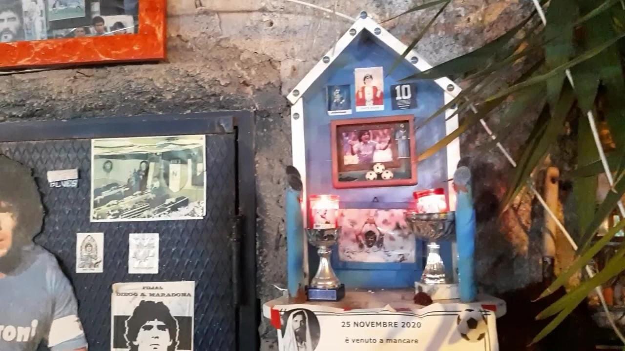 Maradona è morto, Napoli inconsolabile