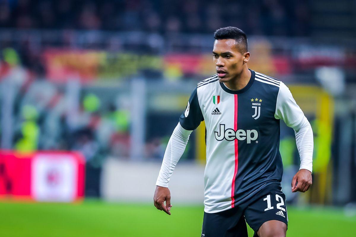 Juventus, Alex Sandro positivo al Covid