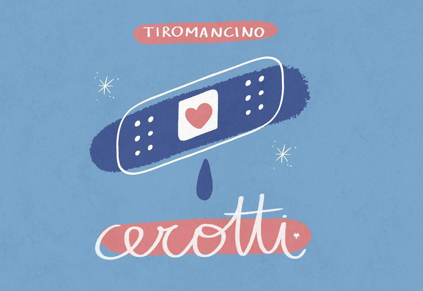 """Tiromancino, arriva il nuovo singolo """"Cerotti"""""""