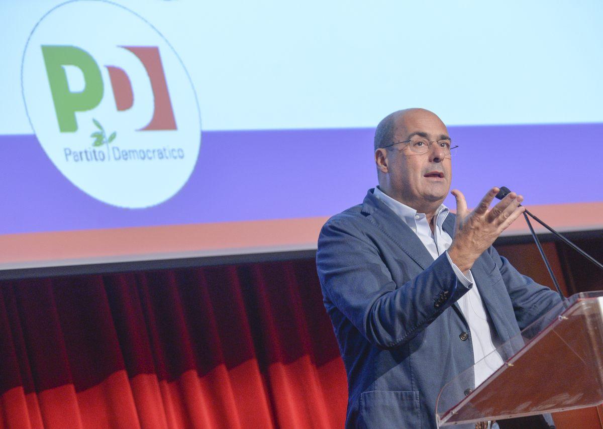 """Governo, Zingaretti """"Andare avanti nel confronto"""""""