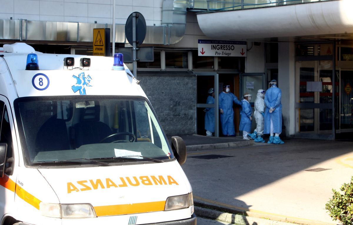 Coronavirus, 17.533 nuovi casi e 620 decessi in 24 ore
