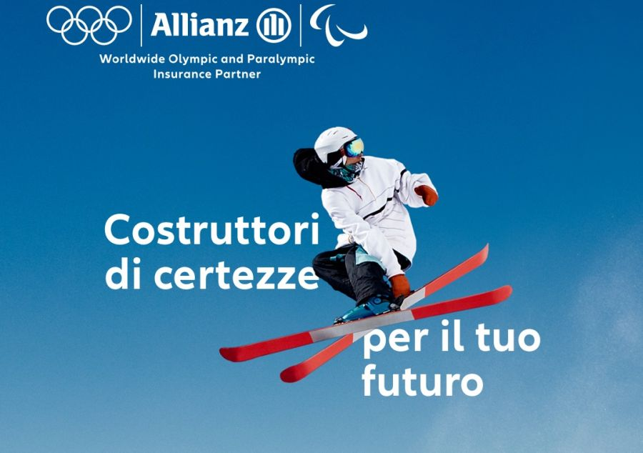 Allianz partner dei movimenti olimpico e paralimpico fino al 2028