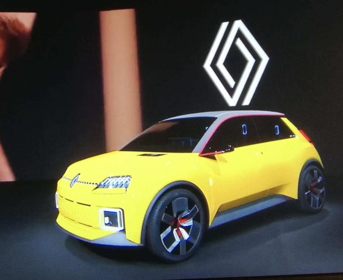 Renault, il nuovo piano punta su electric vehicles e tecnologia