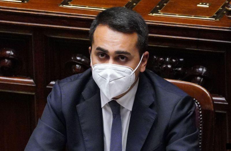 """Di Maio """"Da Renzi gesto irresponsabile, strade ora divise"""""""
