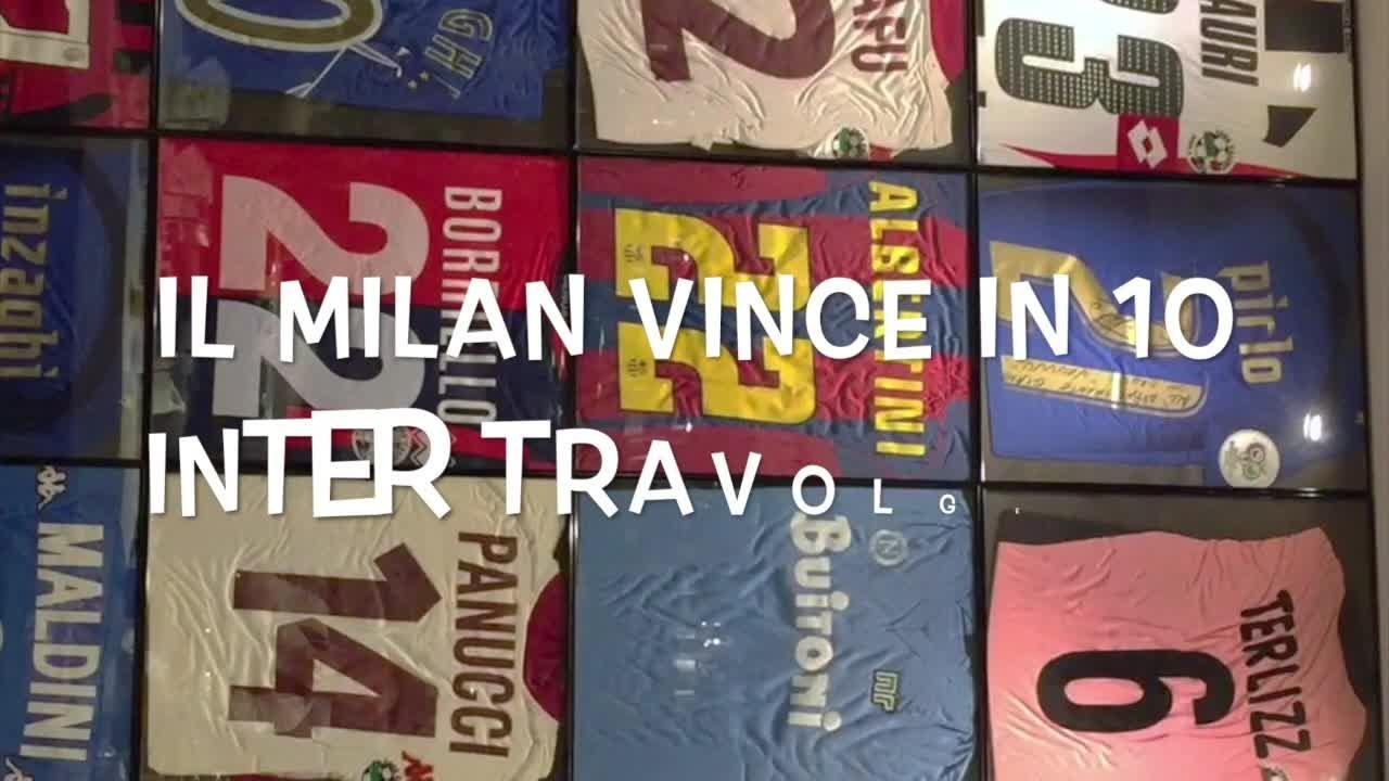 Il pallone racconta… Il Milan vince in 10, Inter travolgente