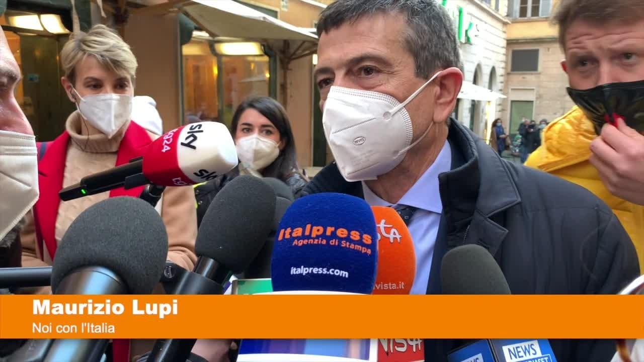 """Governo, Lupi """"Nessun sostegno a Conte, si dimetta"""""""